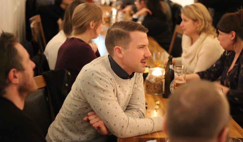 Viktor, Egmont på SEO-snack Öresund