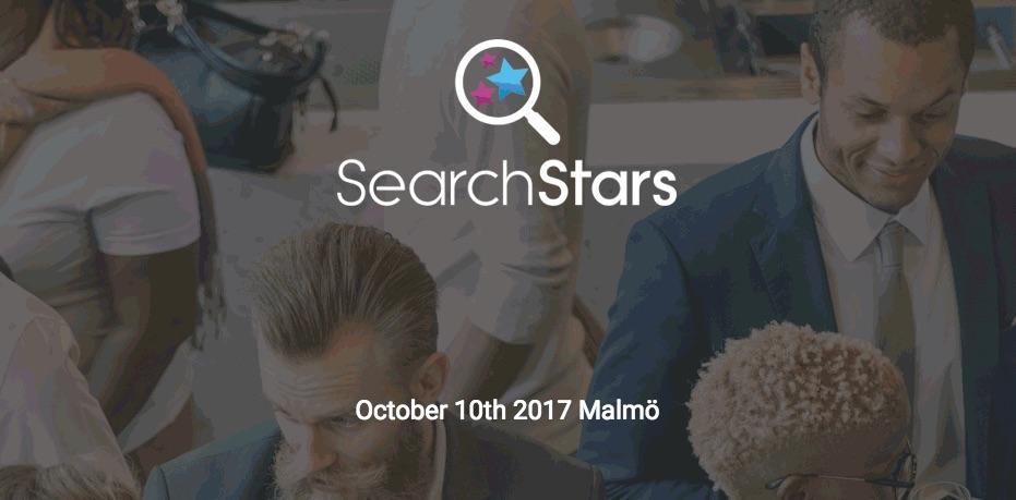 SearchStars SEO-konferens malmö